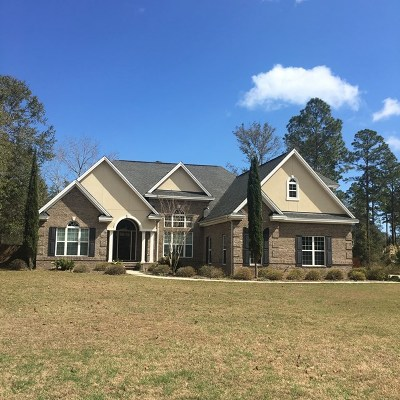 Single Family Home For Sale: 1039 Marsh Hen Road