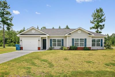 Ludowici GA Single Family Home For Sale: $138,500