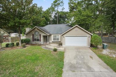 Hinesville GA Single Family Home For Sale: $184,900