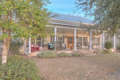 Single Family Home For Sale: 1001 Hueguinea Road