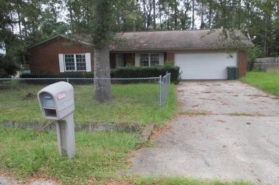 hinesville Single Family Home For Sale: 636 Parker Drive
