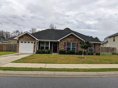 HINESVILLE Single Family Home For Sale: 202 Guyett Avenue
