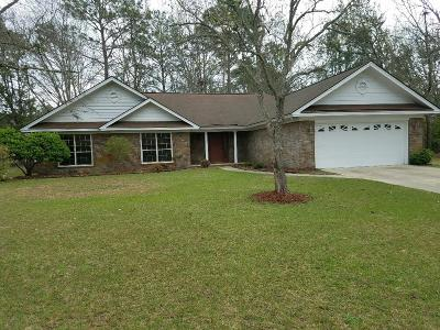 HINESVILLE Single Family Home For Sale: 934 Hunters Run