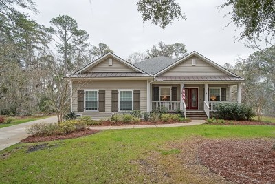 Single Family Home For Sale: 150 Long Creek Lane