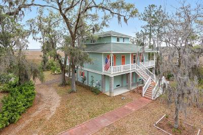 Single Family Home For Sale: 195 Oak Island Drive