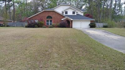 HINESVILLE Single Family Home For Sale: 509 Whits End