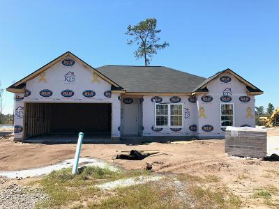 HINESVILLE Single Family Home For Sale: 1296 Windrow Drive
