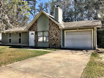 Hinesville Single Family Home For Sale: 812 Spanish Oak Drive