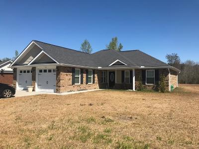 LUDOWICI Single Family Home For Sale: 632 Mancey Garrason Loop NE