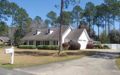 Jesup Single Family Home For Sale: 130 W Melody Drive