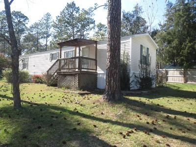 Jesup Single Family Home For Sale: 285 Willow Drive