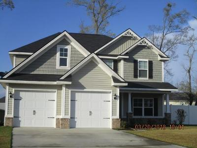 Hinesville Single Family Home For Sale: 611 Red Oak Lane