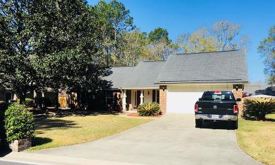 Hinesville GA Single Family Home For Sale: $189,900