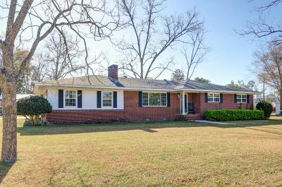 Glennville Single Family Home For Sale: 415 Rushing Street