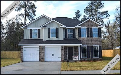 Hinesville Single Family Home For Sale: 1402 Fawn Court