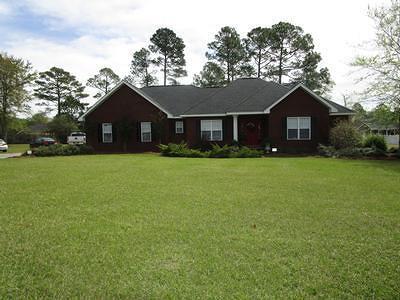 Jesup Single Family Home For Sale: 114 Rugglestone Drive
