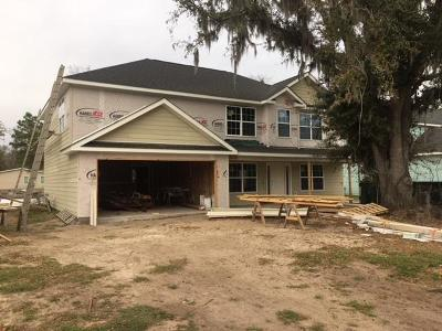 Hinesville Single Family Home For Sale: Lot #2 Mikell Court