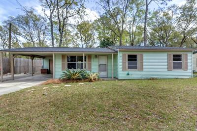 Hinesville Single Family Home For Sale: 1072 Ricade Drive