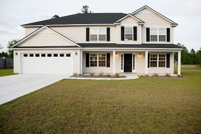 Ludowici Single Family Home For Sale: 119 Long Way