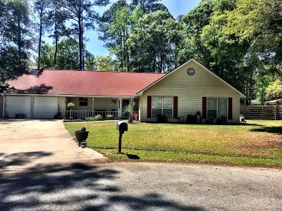 HINESVILLE Single Family Home For Sale: 516 Creekview Drive