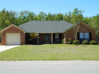 HINESVILLE Single Family Home For Sale: 2352 Rowe Street