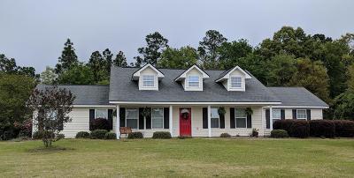 HINESVILLE Single Family Home For Sale: 779 Parish Loop NE