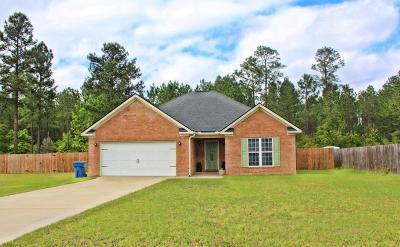 Ludowici Single Family Home For Sale: 138 Laurel Way NE