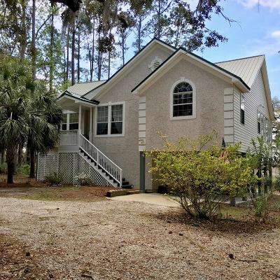 Single Family Home For Sale: 3599 Julienton Drive