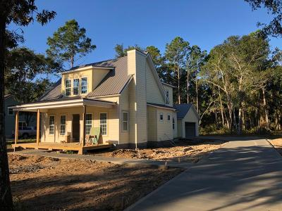 midway Single Family Home For Sale: Lot 10 Goodman Drive