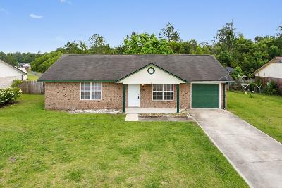 Hinesville Single Family Home For Sale: 836 Ann Drive