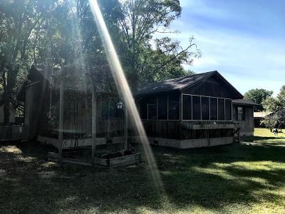 Long County Single Family Home For Sale: 2289 Pearl Davis Road NE