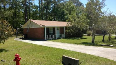 Hinesville Single Family Home For Sale: 1500 Seminole Drive