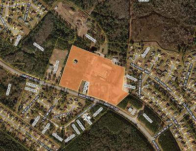 Residential Lots & Land For Sale: 1458 Airport Road
