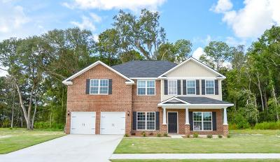 Hinesville Single Family Home For Sale: 204 Telfair Crossing