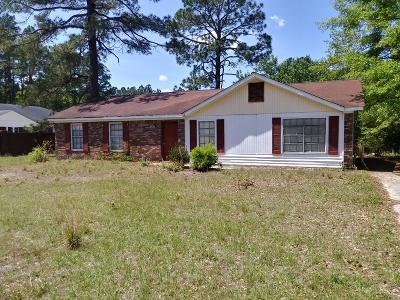 Hinesville Single Family Home For Sale: 1111 Kelly Drive