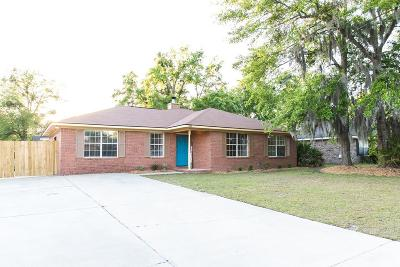 HINESVILLE Single Family Home For Sale: 1450 Flo Zechman Drive