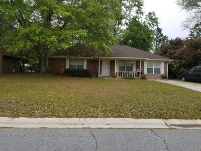 Hinesville Single Family Home For Sale: 1449 Enterprise Drive