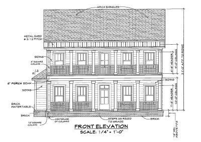 Single Family Home For Sale: 230 Blackjack Oak Drive W