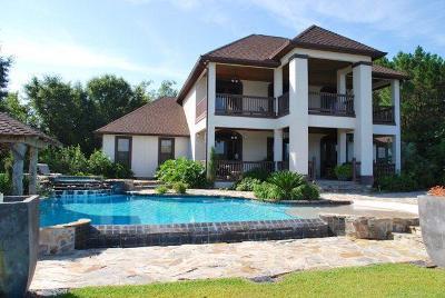 Jesup Single Family Home For Sale: 2701 Ga Hwy 203