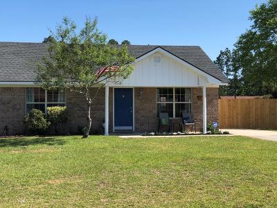 Hinesville GA Single Family Home For Sale: $116,900