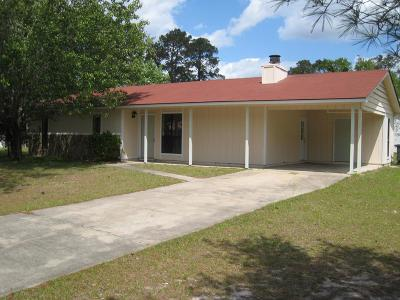 Hinesville Single Family Home For Sale: 805d Ketch Court