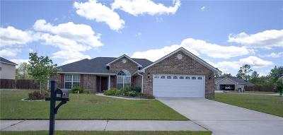 Hinesville Single Family Home For Sale: 600 Kendall Court