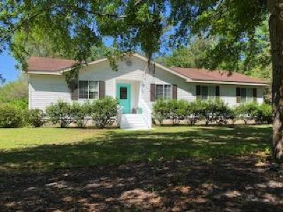 Townsend Single Family Home For Sale: 1021 Fiddler Crab Drive