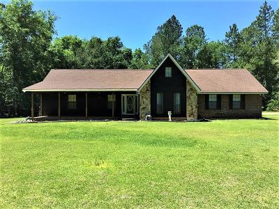 Ludowici Single Family Home For Sale: 2525 Cecil Nobles Highway