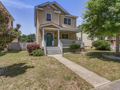 SAVANNAH Single Family Home For Sale: 1607 Cuyler Court