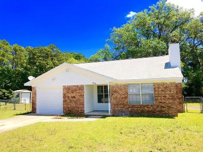 Single Family Home For Sale: 1215 Knotts Drive
