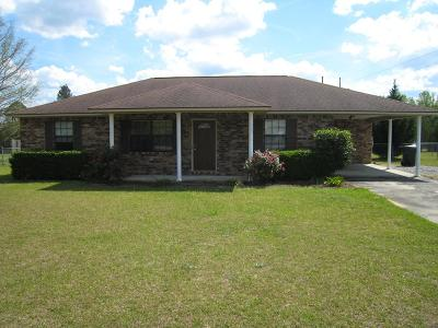 Glennville Single Family Home For Sale: 106 Lincoln Street