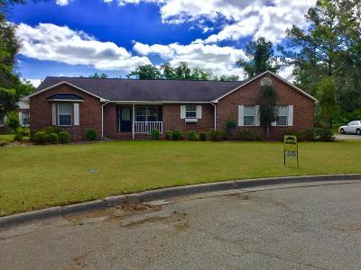 Jesup Single Family Home For Sale: 283 Stonington Lane