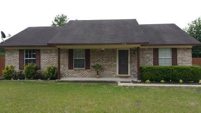 Hinesville Single Family Home For Sale: 1454 Enterprise Drive
