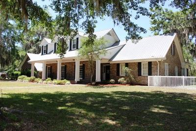 Allenhurst Single Family Home For Sale: 1567 Talmadge Road